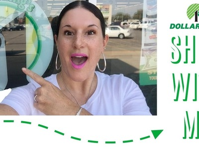 DOLLAR TREE SHOP WITH ME | NEW CHRISTMAS ITEMS!!