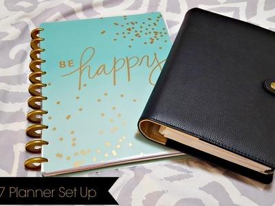 Fall Planner Set Up Pt  2|Goals & Project Planning|Momentum Planner