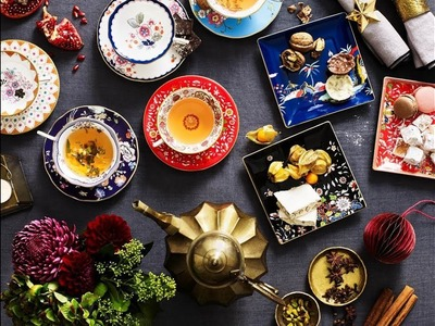 How To Create A Stylish Christmas Table