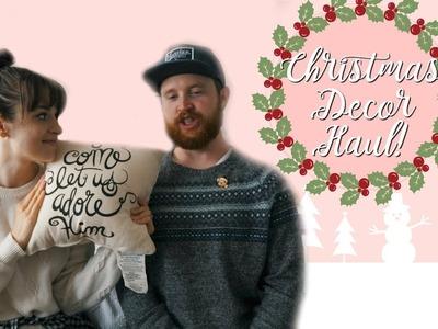 ????KIRKLAND'S CHRISTMAS HOME DECOR HAUL 2017 ????