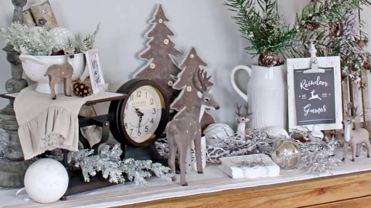 Neutral Christmas Style ideas