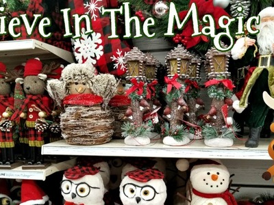 Shop With Me Big Lots Christmas Cute  Decorations 2017