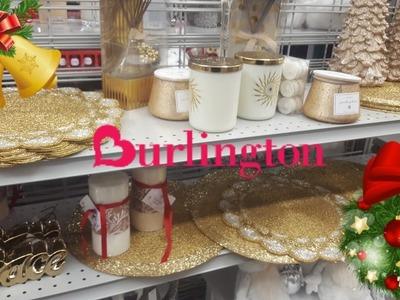 SHOP WITH ME: CHRISTMAS EDITION | BURLINGTONS HOME DECOR FALL TOUR | INSPO & IDEAS OCTOBER 2017
