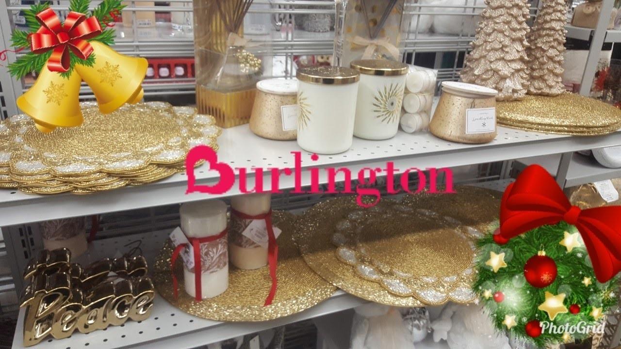 SHOP WITH ME: CHRISTMAS EDITION   BURLINGTONS HOME DECOR FALL TOUR   INSPO & IDEAS OCTOBER 2017
