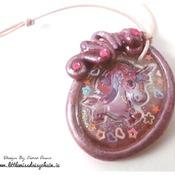 Unicorn Princess Necklace
