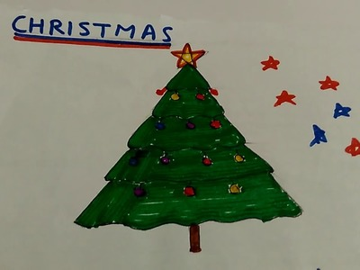 "Write a paragraph on ""Christmas"" in easy and simple words."
