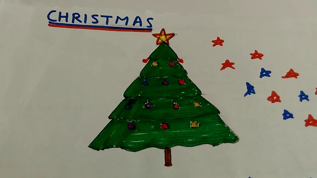 """Write a paragraph on """"Christmas"""" in easy and simple words."""