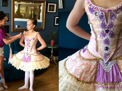 Ballet Costume Design Workshop with Principal Guest Artist Adiarys Almeida