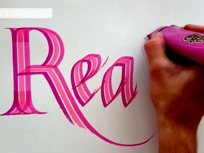 Calligraphy compilation ! #5