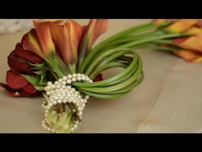 Fall Calla Lily Bouquets : Decorating for Events