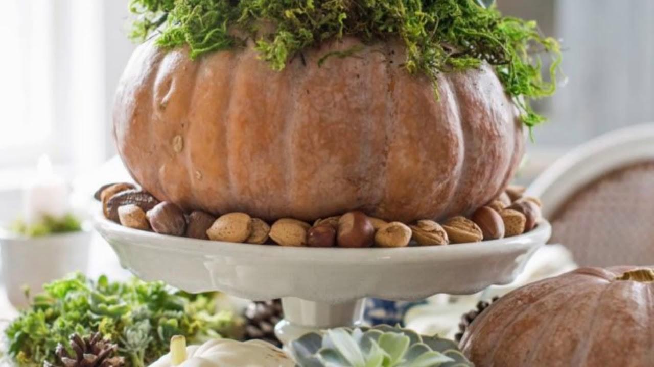 Fantastic Modern Yet Stylish Thanksgiving Décor Ideas Solution  Ideas