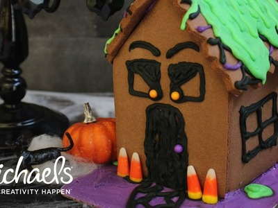 Halloween Gingerbread House   Darby Smart   Michaels