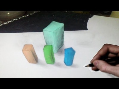 How to draw 3D - Techniques (ep.1)
