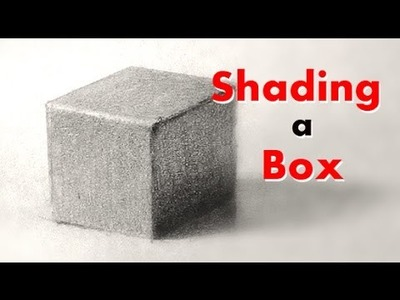 How to Draw and Shade a Cube