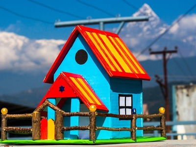 How To Make Paper House #4