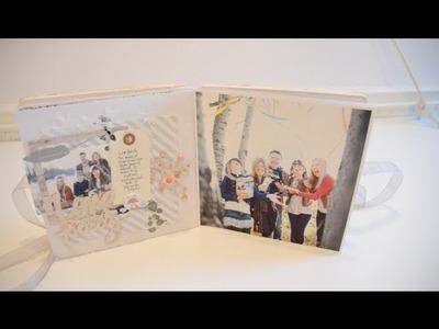 Inspired Series: Family Mini Album PART 2 by Wilna