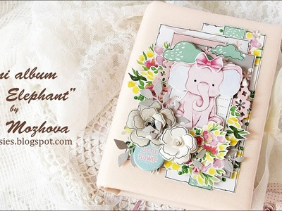 "Mini album ""Little Elephant"""