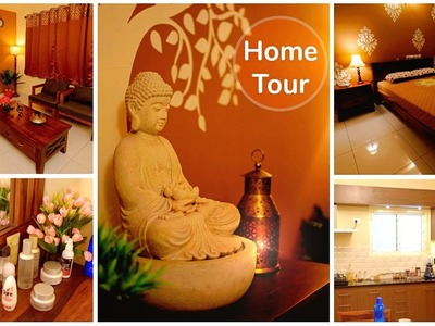 MY HOME TOUR  -  हिंदी में ||  Indian Home Decor