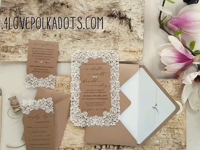 Rustic Wedding Invites wedding ideas for wedding invitations