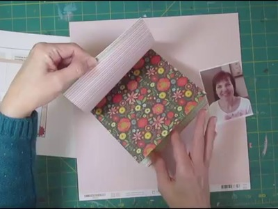 Scrapbook Process - 4 Pockets for Journaling from 6x6 Pads