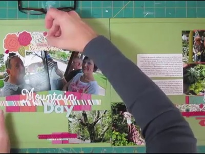 Scrapbooking Process Creating a Kit and Layout