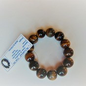 Tiger Stone Indian Healing Bracelet/ Healing Stones/Bracelets for him/her