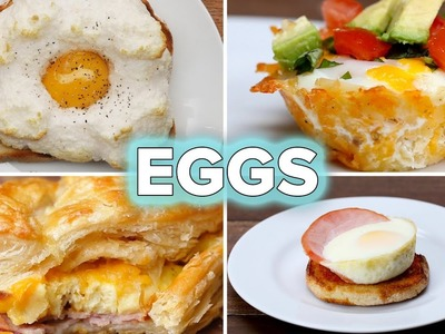 5 Egg Recipes For Breakfast Lovers