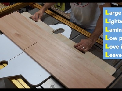 A Crosscut Sled Like No Other