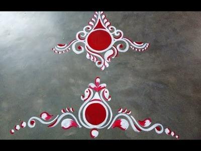 Beautiful New Bride decorations 2 designs.Easy 2 Bride designs
