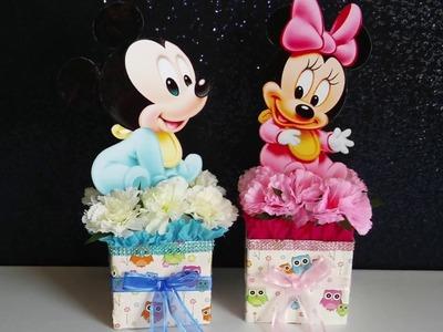 Decoracion de Mickey & Minnie Mouse
