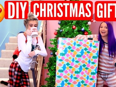 DIY Last Minute Gift Ideas! Christmas Gifts & Birthday Gifts for Friends & Family!