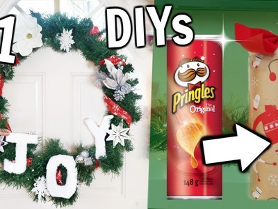 Dollar Tree Christmas DIYs You GOTTA Try ????