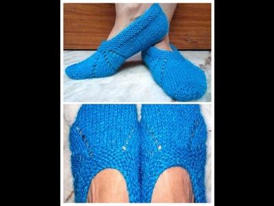 Easy Ladies Socks For Beginners Hindi