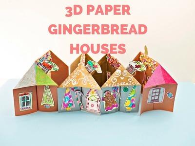 Gingerbread House LS Long