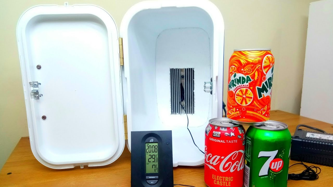 How To Make a Mini Refrigerator For your Desk.Office (Easy and 100% Real)