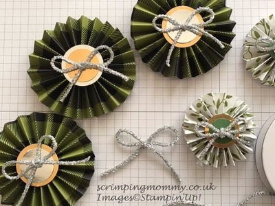 How to tie bows easily in seconds by hand