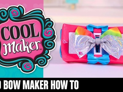 JoJo Bow Maker How To