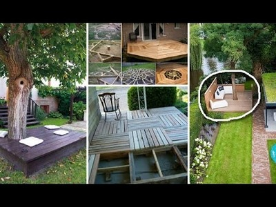 The Best 12 Simple and Low budget Ideas For Building a Floating Deck
