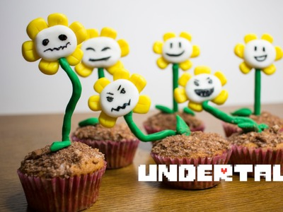 UNDERTALE CUPCAKES HO TO MAKE IT