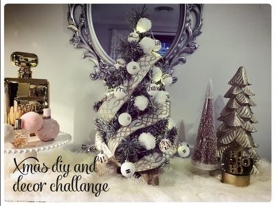 2017 CHRISTMAS DIY AND DECOR CHALLANGE