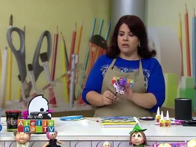 Ateliê na TV - TV Gazeta - 11.01.16 - Vick Bernardo