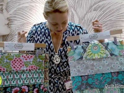 Cameo by Amy Butler - Spring Quilt Market 2012 - QuiltHome.com