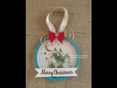 Carols of Christmas Stampin' Up! Keepsake Ornament Gift Set
