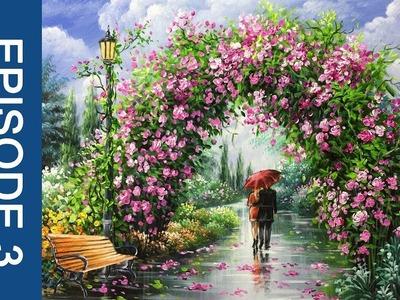 Couple  Walking Through Flower Arch  -  EPISODE 3