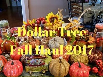 Dollar Tree Fall Haul 2017
