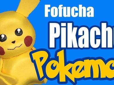Fofucha Pikachu Pokemon