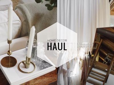 Home Decor Haul   Gemary