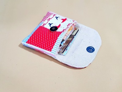 How to make a simple purse????????
