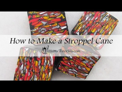 How to Make a Stroppel Cane