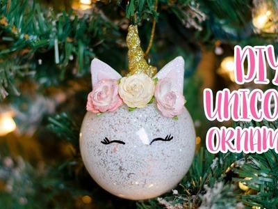 How to Make a Unicorn Ornament | Simply Dovie